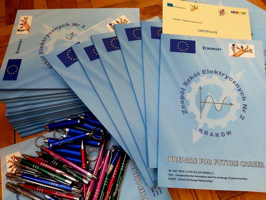 2020-11-19 Erasmus. Zakończenie.